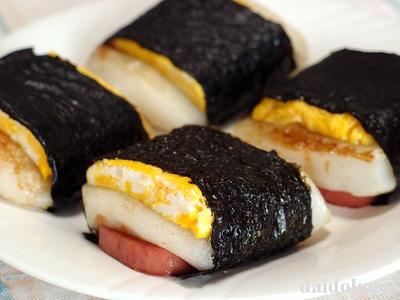 沖縄風おもちレシピ
