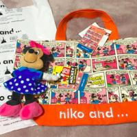 ミッキー90周年!niko and...にメゾンドフルールまで登場♡
