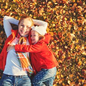 インスタ映えする「秋のお出かけスポット」可愛い親子写真を撮ろう♡