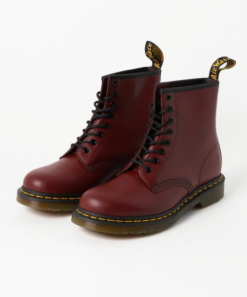 wearのドクターマーチンのブーツ