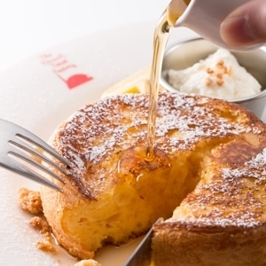 『TheFrenchToastFactry』で世界一の幸福感フレンチトーストを♡