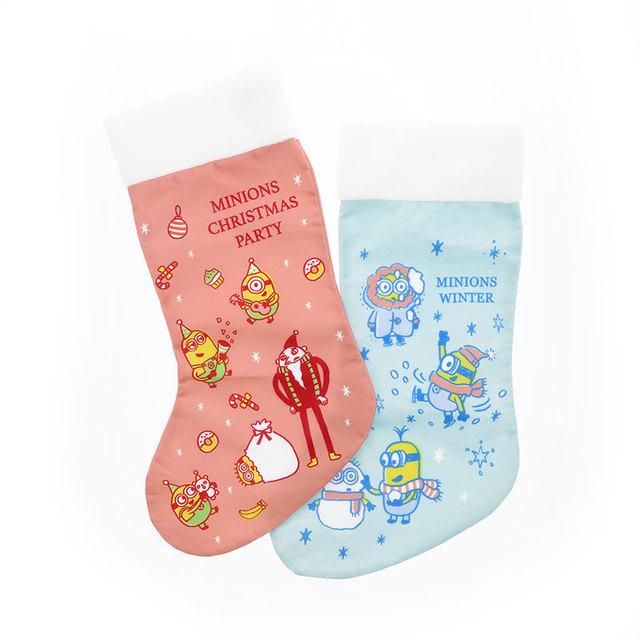 プレゼント入れにぴったりのクリスマス靴下