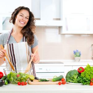 お正月のキッチン仕事を楽しむために♡「エプロン」を一新!