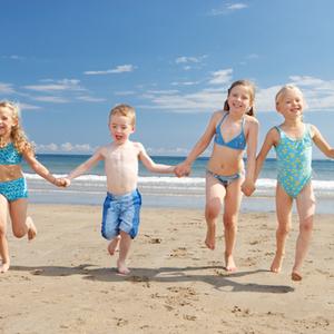 のびのび砂場あそび!都内近郊の《海浜公園》へ行こう♪