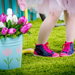 新生活の一歩を快適に♪子どもの靴選びは「サイズ感」がポイント!