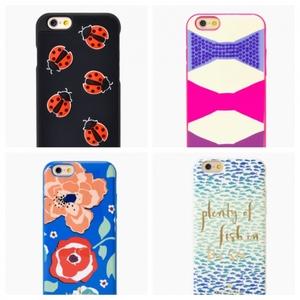 2015春、オシャレで可愛い「iPhone」のケースがほしい!