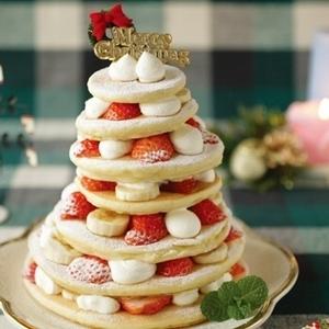 今年はおうちで手作り!ホットケーキミックスで作るクリスマスケーキ
