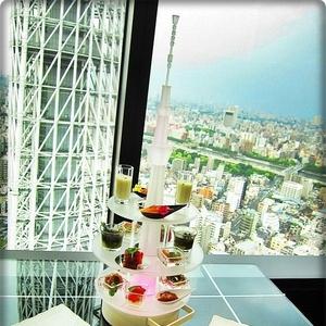 夏休みの観光に♪子連れで楽しめる東京スカイツリーがオススメ!