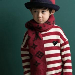 男の子用もオシャレ!冬まで使えるプチプラ&カッコいい韓国子供服♡