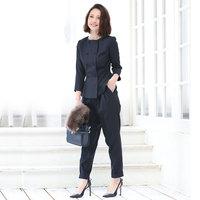 卒園式におすすめのパンツスーツ♪素敵なパンツスーツのママになろう