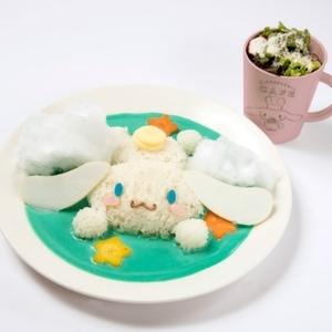 シナモン好きにはたまらない♪渋谷パルコの『シナモロールカフェ』