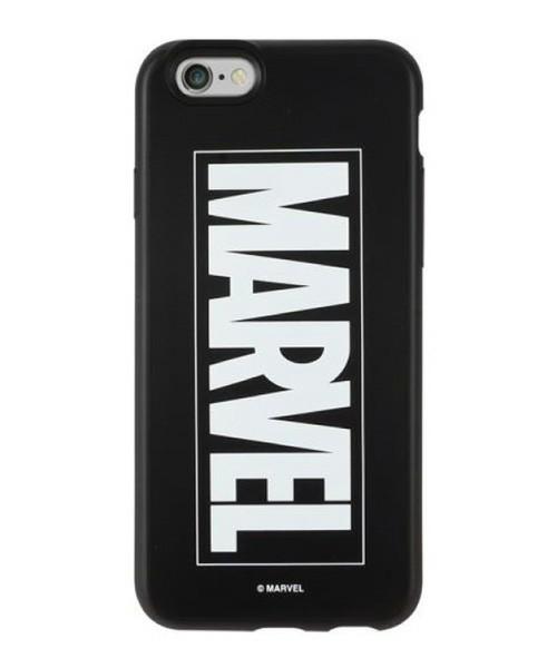 マーベルの黒いiPhoneケース
