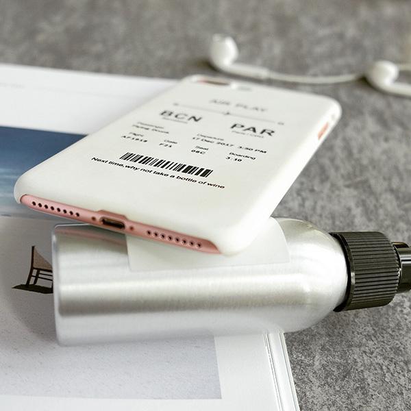 チケットデザインのiPhoneケース