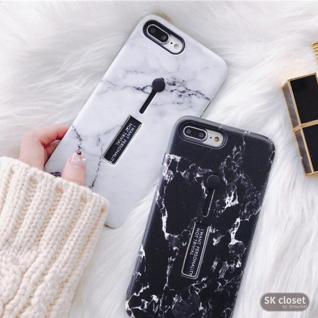 スマホリング内蔵iPhoneケース