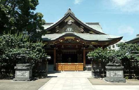 東京都の湯島天神