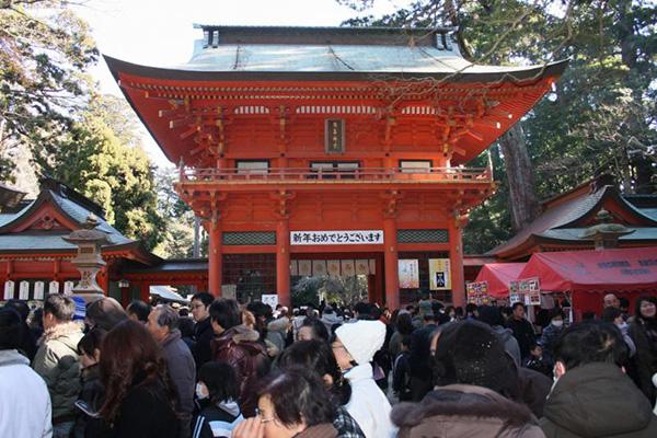 茨城県の鹿島神宮