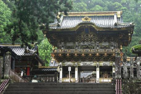 栃木県の日光東照宮