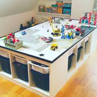 IKEAの人気収納「トロファスト」で!子どもが喜ぶ使い方アイデア