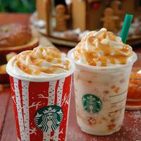 【日本Starbucks】節日限定飲料第三彈♡12/1〜新作在日本登場囉♪