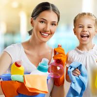 ママ必見!小中学生の子どもに大掃除を手伝わせる「メリット」とは