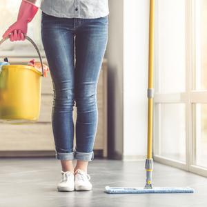 掃除の時短テクニック4つ!1分でOKなコツコツ作業でストレスなし♡