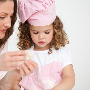 楽しみながら食育もできる♪子供と一緒に《手揉みレシピ》に挑戦!