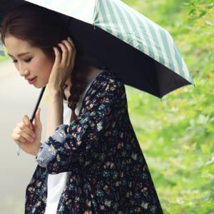 ソウルベリーの雨ファッションが優秀♡濡れないカーディガンも!?