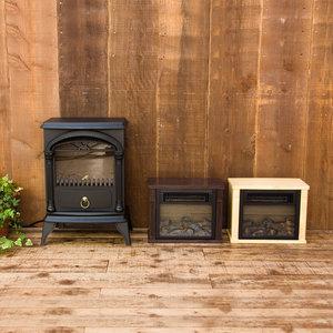 憧れの暖炉もGET♡「ニトリ」のヒーターがおしゃれで使いやすい!