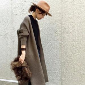 【お天気別】気温13度の服装♪冬の一歩手前は何を着る?