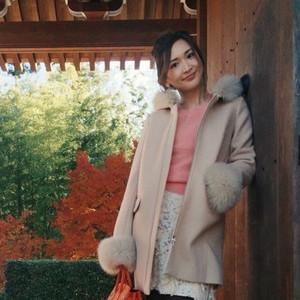 バランスやカラーの組み合わせが素敵♡紗栄子さんの着こなしテクとは