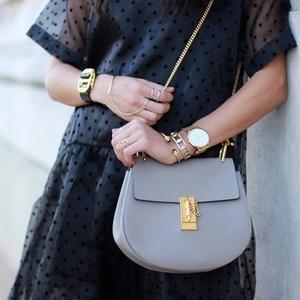 海外セレブも夢中♡クロエの可愛いバッグ『ドリュー』をチェック♪