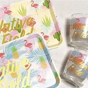 サボテンにフラミンゴ♡Seriaの夏雑貨に新デザインが続々登場!