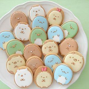 クッキーを可愛く華やかにデコレーション♡アイシングクッキーのコツ