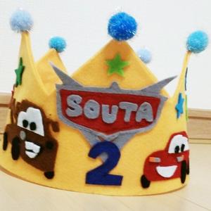 子どもの記念日にぴったり♪簡単&可愛い「フェルト王冠」の作り方