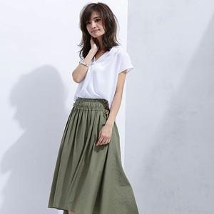 """暑い日こそ""""白""""が似合う♡涼しげな夏ファッションの作り方"""