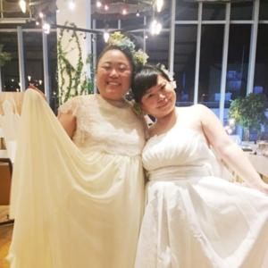 斎藤工さんも駆けつけた♡ニッチェ・江上敬子さんの結婚パーティー