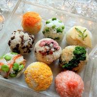 家族が喜ぶおにぎりのアレンジレシピ13選♪見栄えもGOOD!