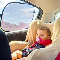 初めての赤ちゃんとのドライブ…何に気をつけたら良いの?注意点4つ