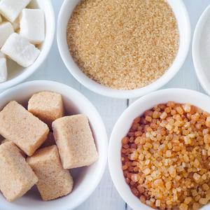 砂糖は悪者じゃ……ない!?特性や種類を知って賢く選びましょう♪