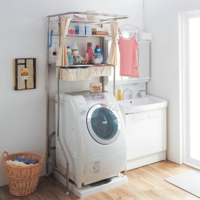 上に置く派?下に置く派?使いやすい『洗濯洗剤の収納アイデア』7選