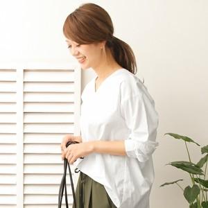 季節の変わり目にはこの1枚♡夏→秋の「オーバーサイズシャツ」特集