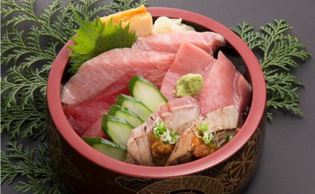 豊洲の市場鮨