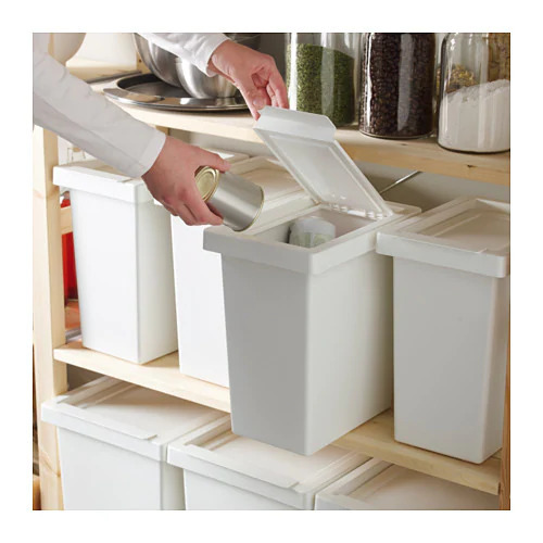 IKEAのゴミ箱