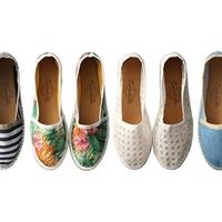 春夏に♡フランス発オシャレで可愛いEscadrilleの靴をご紹介♬