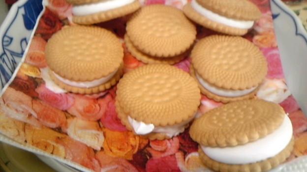 マシュマロクッキーサンドのレシピ①マシュマロクッキーサンドとは?