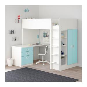 IKEAからシステムベッドが新登場!省スペースが叶う変形ベッド5つ