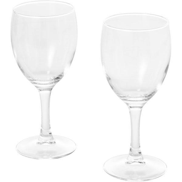 ニトリ 白ワイングラス