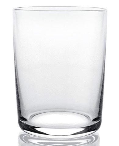 ALESSI Glass Family ホワイトワイングラス