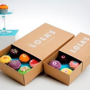 ロンドンで大人気♪「LOLA'S Cupcakes」が日本初上陸!