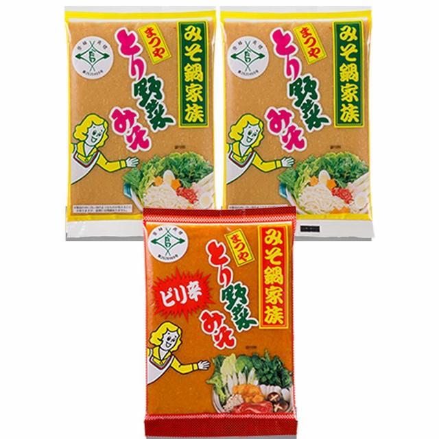 金沢発の味噌鍋の素「とり野菜みそ」